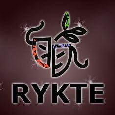 RYKTE logo